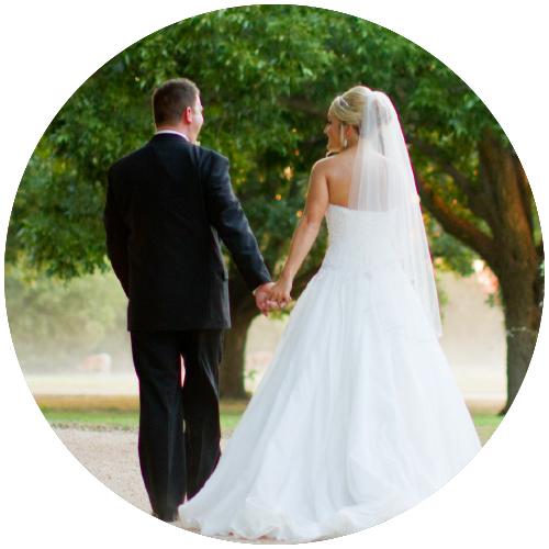 weddings circle